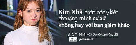 Truoc chung ket Next Top, Kim Nha tuoi vui va nhang nhit nhu the nay day! - Anh 7