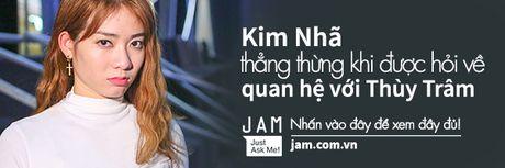 Truoc chung ket Next Top, Kim Nha tuoi vui va nhang nhit nhu the nay day! - Anh 8