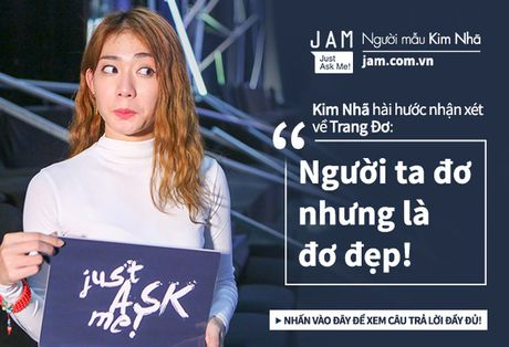 Truoc chung ket Next Top, Kim Nha tuoi vui va nhang nhit nhu the nay day! - Anh 9