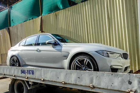 BMW M3 the he moi ve Viet Nam - Anh 10