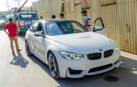 BMW M3 the he moi ve Viet Nam - Anh 3