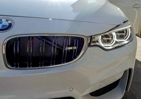 BMW M3 the he moi ve Viet Nam - Anh 4