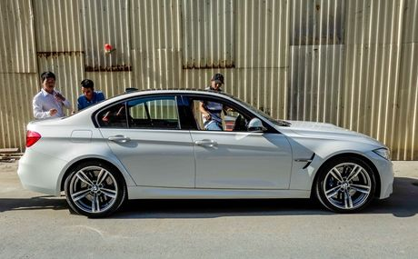 BMW M3 the he moi ve Viet Nam - Anh 5