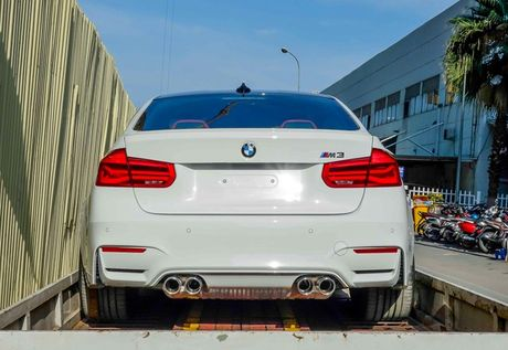 BMW M3 the he moi ve Viet Nam - Anh 6