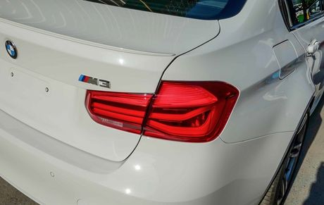 BMW M3 the he moi ve Viet Nam - Anh 7