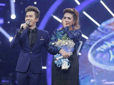Co gai Phi gay bat ngo trong Vietnam Idol - Anh 1