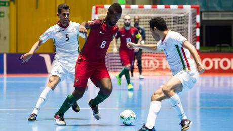 Argentina vo dich Futsal World Cup - Anh 6