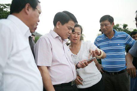 Ca chet o Ho Tay: Chu tich Nguyen Duc Chung di thi sat - Anh 2