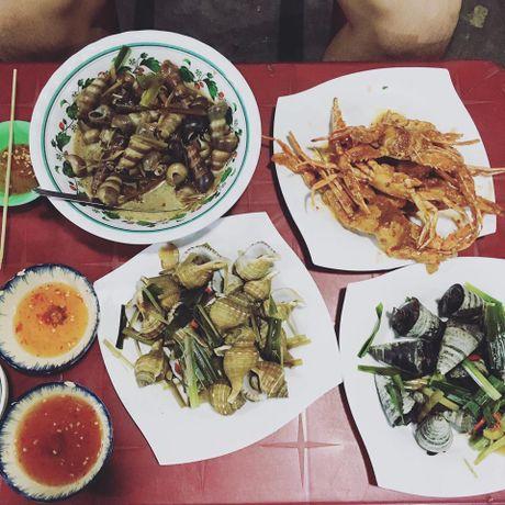 Nhung dac san Quy Nhon hut hon du khach - Anh 2