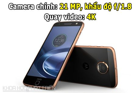 10 smartphone co camera tot nhat the gioi: iPhone 7 dung thu 7 - Anh 4