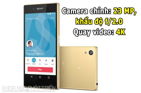10 smartphone co camera tot nhat the gioi: iPhone 7 dung thu 7 - Anh 6