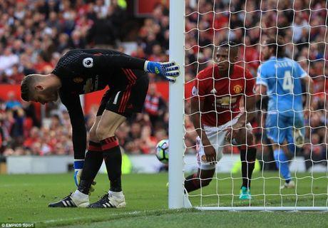 Ket qua tran M.U - Stoke City: Roi vang tren san nha - Anh 1