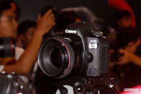 Canon Viet Nam chinh thuc gioi thieu sieu pham EOS 5D Mark IV: nhe, manh va nhieu tinh nang hon - Anh 3