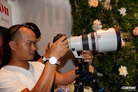 Canon Viet Nam chinh thuc gioi thieu sieu pham EOS 5D Mark IV: nhe, manh va nhieu tinh nang hon - Anh 7