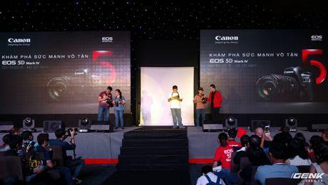 Canon Viet Nam chinh thuc gioi thieu sieu pham EOS 5D Mark IV: nhe, manh va nhieu tinh nang hon - Anh 9