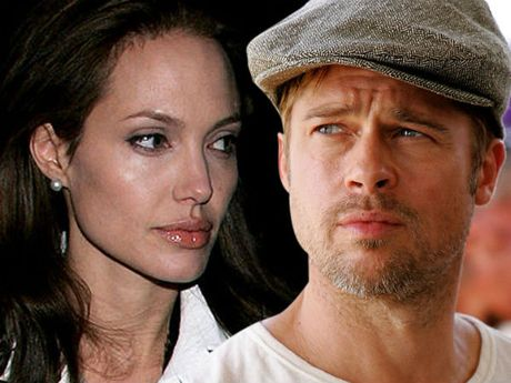 Angelina Jolie khong muon Brad Pitt gap rac roi phap ly vu bao hanh con - Anh 2