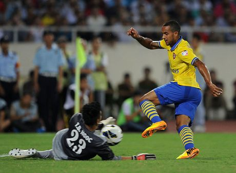 Doi hinh ra san nhieu nhat o Arsenal duoi thoi Arsene Wenger - Anh 10