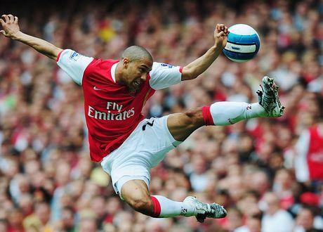 Doi hinh ra san nhieu nhat o Arsenal duoi thoi Arsene Wenger - Anh 6