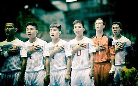 DT Futsal Viet Nam am giai Fair Play tai FIFA Futsal World Cup 2016 - Anh 1