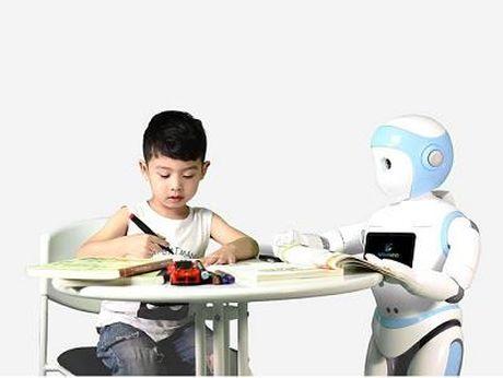 Robot lam ... 'bao mau' - Anh 1