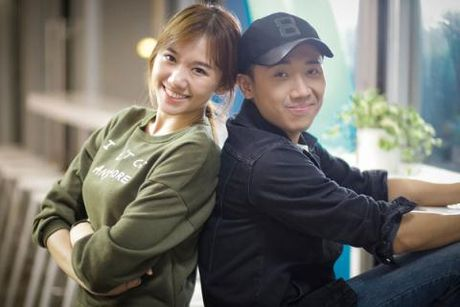 Truong Giang, Tran Thanh hoc diem dam hon vi ban gai - Anh 2