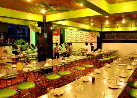 Am thuc Tran dong hanh cung ABG5 - Anh 2