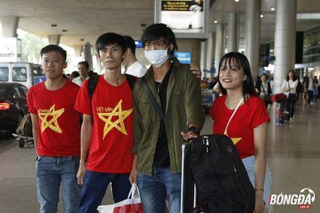 Cong Phuong de toc kieu, deo khuyen tai ngay ve hoi quan cung DT Viet Nam - Anh 6
