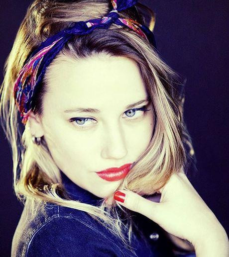 Lara Wechsler - Co ban gai xinh nhu mong cua Higuain - Anh 2