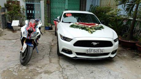 Ford Mustang 2 ty Dong cung biet doi mo to 'khung' ruoc dau tai Sai thanh - Anh 5