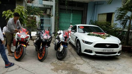 Ford Mustang 2 ty Dong cung biet doi mo to 'khung' ruoc dau tai Sai thanh - Anh 8