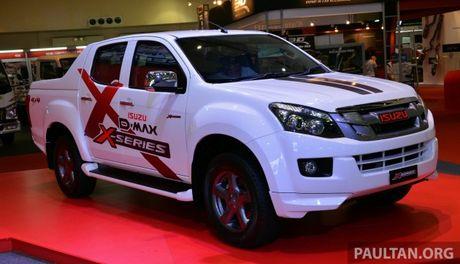 Isuzu se mang phien ban dac biet cua xe SUV MU-X va ban tai D-Max den trien lam VMS 2016 - Anh 6