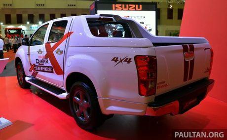 Isuzu se mang phien ban dac biet cua xe SUV MU-X va ban tai D-Max den trien lam VMS 2016 - Anh 7