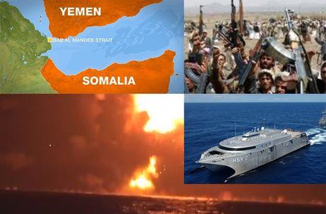 Toan canh vu phien quan Houthi oanh tac tau chien UAE - Anh 3