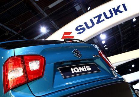 Xe gia re Suzuki Ignis gia chi 169 trieu dong tai Phap - Anh 11