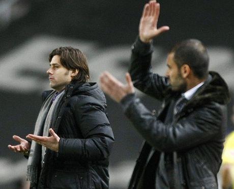 Khong phai Mourinho, Pochettino moi la doi trong cua Guardiola - Anh 3