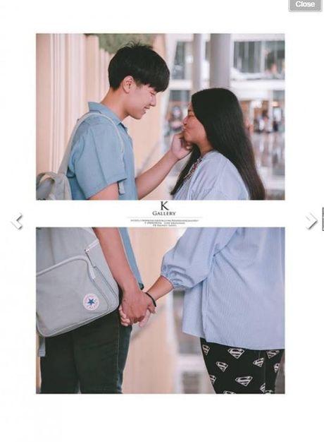 "Cap doi Thai Lan ""nang beo - chang soai ca"" gay sot mang xa hoi - Anh 9"