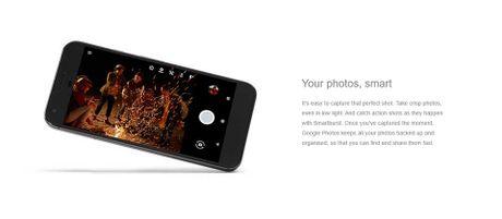 Lo cau hinh cua Google Pixel va Pixel XL - Anh 3