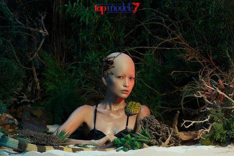 Hanh trinh but pha len ngoi quan quan Vietnam's Next Top Model cua Ngoc Chau - Anh 15