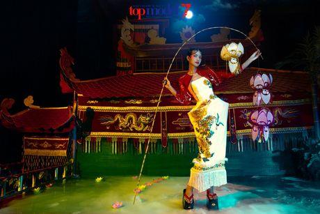 Hanh trinh but pha len ngoi quan quan Vietnam's Next Top Model cua Ngoc Chau - Anh 17