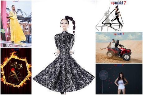 Hanh trinh but pha len ngoi quan quan Vietnam's Next Top Model cua Ngoc Chau - Anh 1