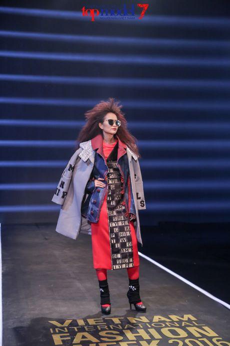 Hanh trinh but pha len ngoi quan quan Vietnam's Next Top Model cua Ngoc Chau - Anh 20