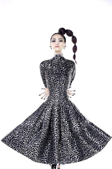 Hanh trinh but pha len ngoi quan quan Vietnam's Next Top Model cua Ngoc Chau - Anh 21