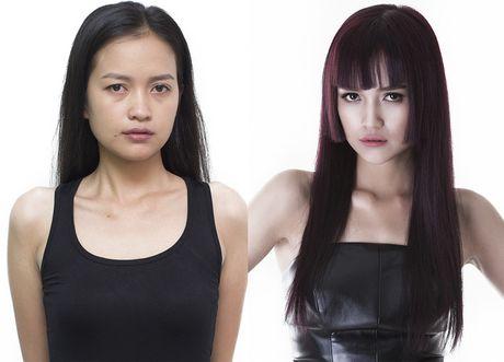 Hanh trinh but pha len ngoi quan quan Vietnam's Next Top Model cua Ngoc Chau - Anh 3