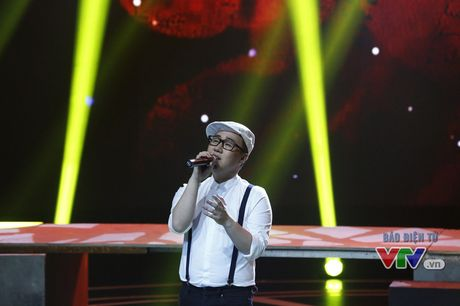 "Trung Quan Idol so hat ""Tinh ca"" - Anh 1"
