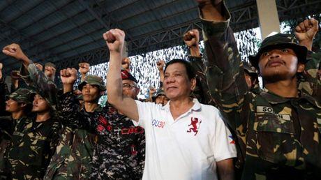 Tong thong Philippines xin loi cong dong nguoi Do Thai - Anh 1