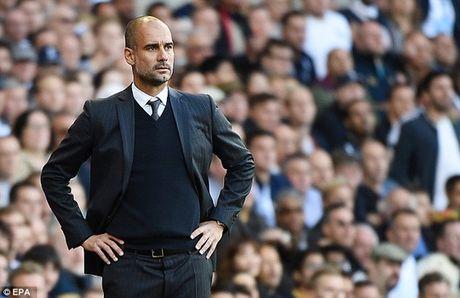 Guardiola tam phuc khau phuc Tottenham - Anh 1