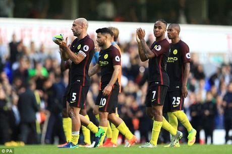 Guardiola tam phuc khau phuc Tottenham - Anh 3