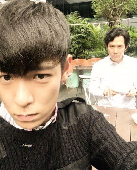 Sao Han 3/10: Chan Yeol bi che o ban, Go Joon Hee nhu khong mac quan - Anh 8