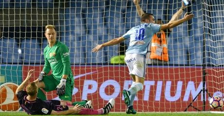 Highlight: Celta Vigo 4-3 Barcelona (Vong 7 La Liga) - Anh 1