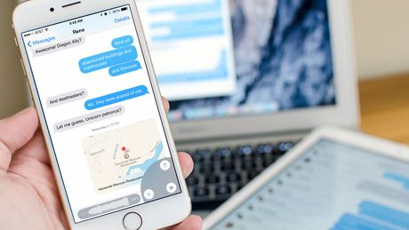 Apple tang cuong tinh bao mat cho iMessage - Anh 1